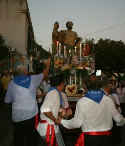 Ustica - Festa di San Bartolomeo