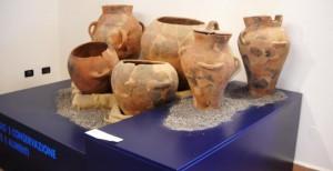 Ustica - Reperti Archeolocigi